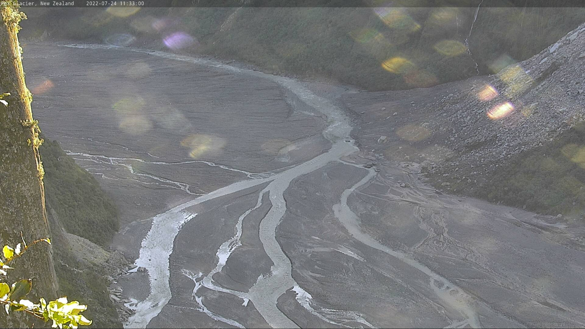Fox Glacier Webcam